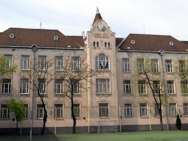 Kölcsey Ferenc Gimnázium Budapest